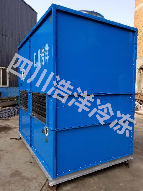 NKN-500水沖霜蒸發冷